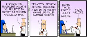 © Scott Adams Cartoon